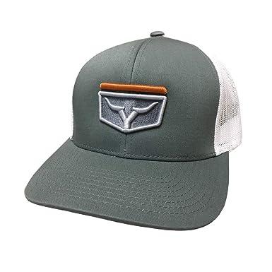 20e45ae9b3e YNOT Lifestyle Brand Tony 2.0 Adjustable Snapback Hat (Olive Orange ...