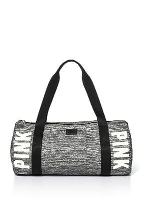 Victoria s Secret PINK Gym Duffle Bag (Grey) e953cbf6a0ba8