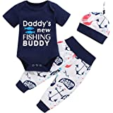 Baby Boy Outfit Set Baby Brother Dinosaur Tops...