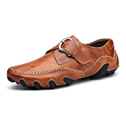 De Para Xiazhi ShoesMocasín HombresCasual Conducción Y QdhrCtsx