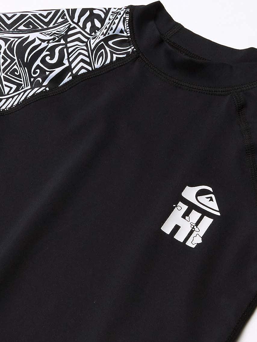 Quiksilver Boys Little Ma Kai Short Sleeve Rashguard Surf Shirt