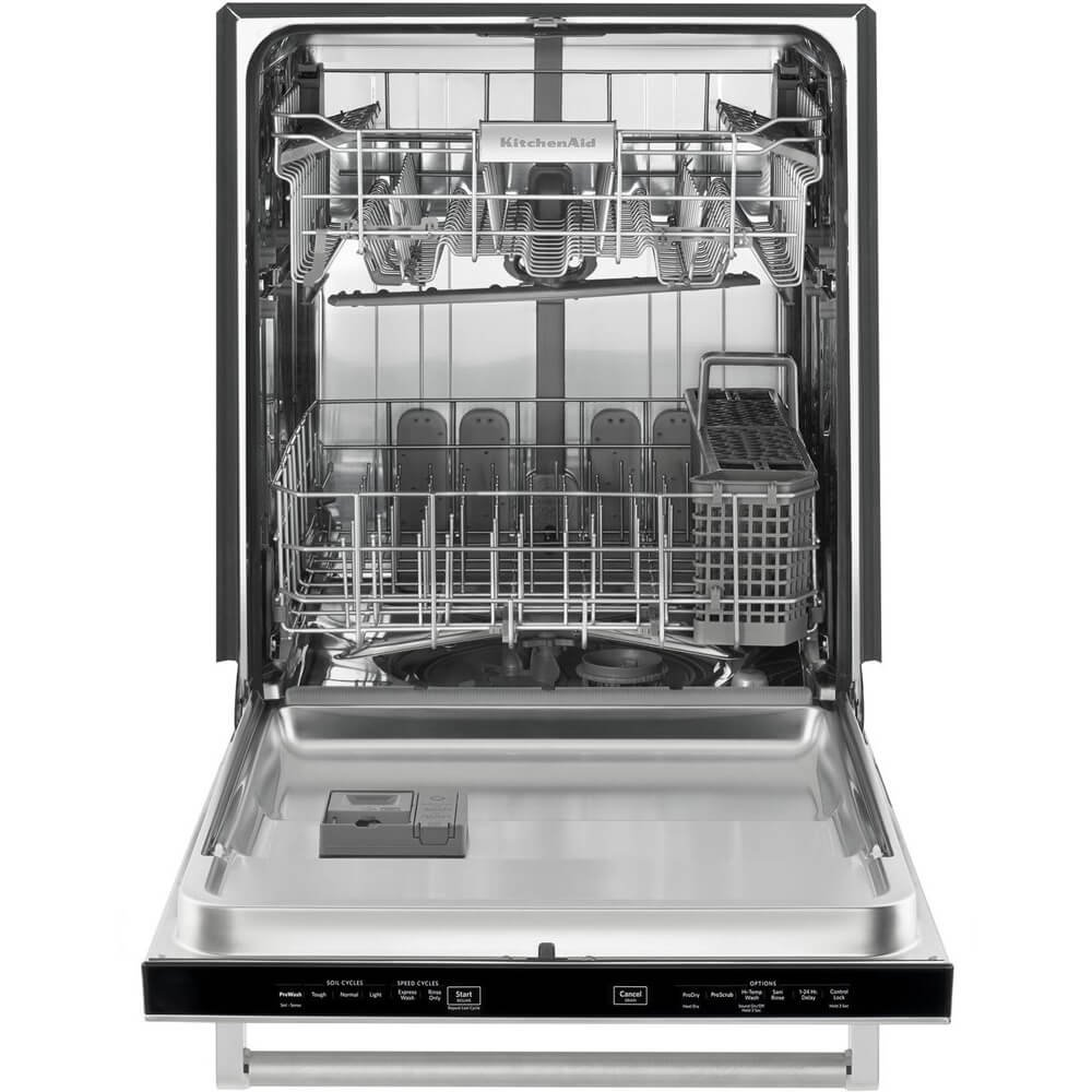 Kitchen Aid KDTM354ESS Stainless Steel Tub Built-in Stainless Dishwasher