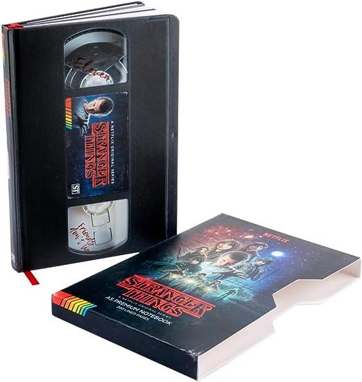 Pyramid Stranger Things Retro VHS - Ordenador portátil: Amazon.es: Juguetes y juegos