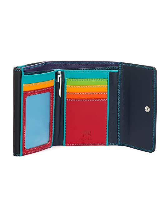 MyWalit GENUINE Wallet Black Pace Woman Multicolor - 250-4 ...