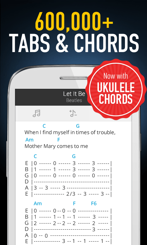 Ultimate Guitar Tabs - com.ultimateguitar.tabs < Instruments & Music ...