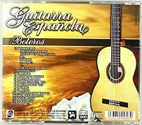 Guitarra Española Boleros: Alex Blanco: Amazon.es: Música
