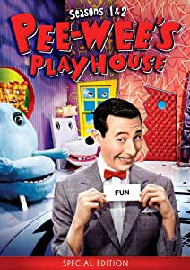 Pee-wee's Playhouse: Seasons 1 & 2 (Special Edition)