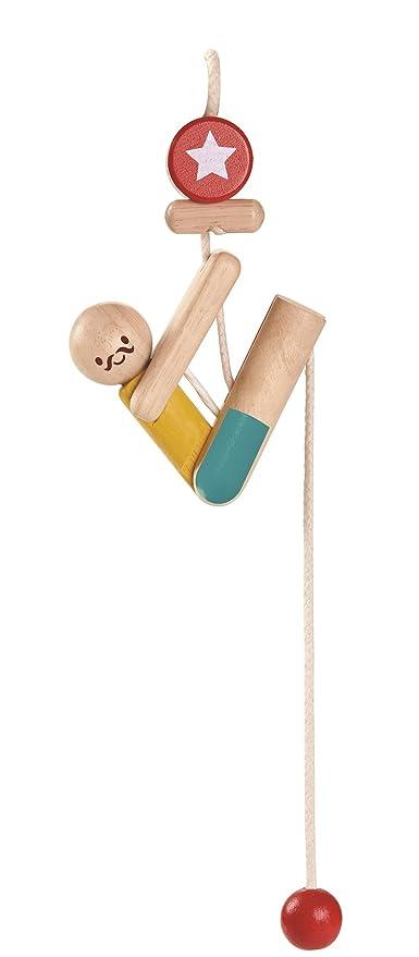 09f50e1ef PlanToys 5361 Jumping Acrobat Action Game Plan Toys Christmas gift ...