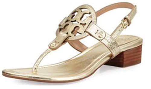 337badd82446ce Tory Burch Miller 30mm Sandal Leather Shoes (7