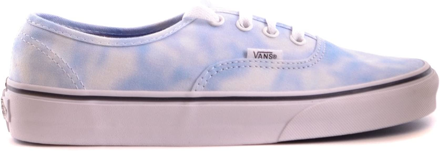 vans femme bleu clair