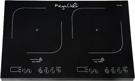 Amazon.com: megachef quemador Dual Portátil powersharing ...