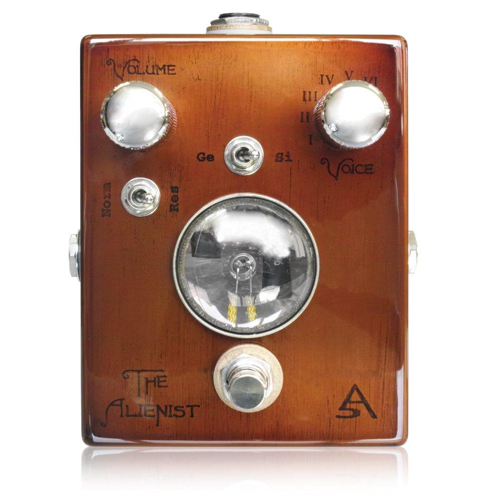 Area 51 The Alienist/ハンドワイヤード ボイシング ブースター ギター エフェクター   B073PWDXFN