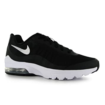 premium selection 55c8c a6ed5 ... uk nike air max invigor training shoes womens black silver gym trainers  sneakers uk5 44b18 4f63a