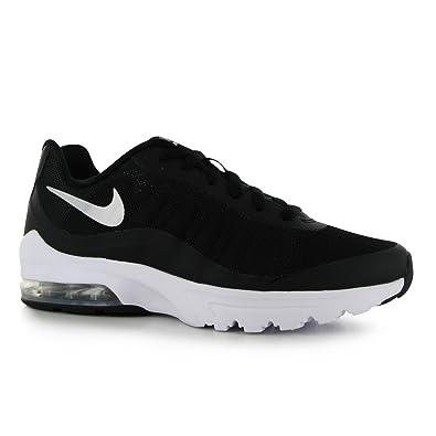 Nike Air Max Invigor Training Shoes Womens Black/Silver Gym Trainers Sneakers
