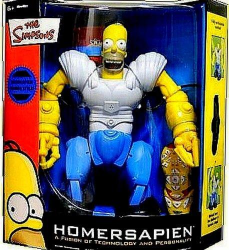 WowWee-Homersapien-Robosapien-RC-Remote-Control-Humanoid-Robot-Homer-Simpson-Robotic-Toy