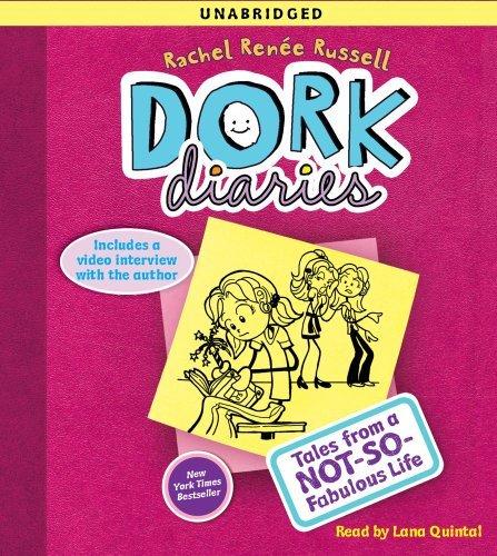 Dork Diaries: Tales from a Not-So-Fabulous Life by Rachel Ren??e Russell (2010-09-28)