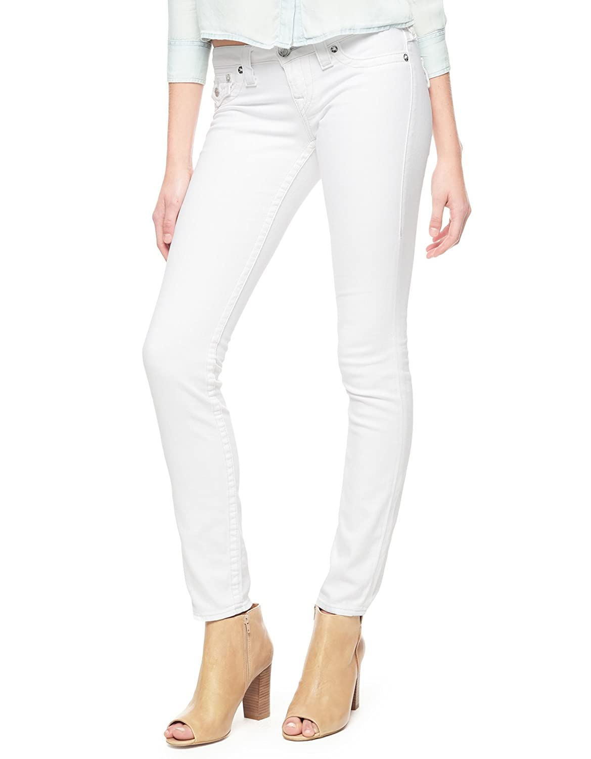 True Religion Women's Hand Picked Skinny Jean
