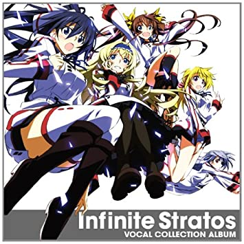 TV Anime Infinite Stratos VOCAL BEST ALBUM