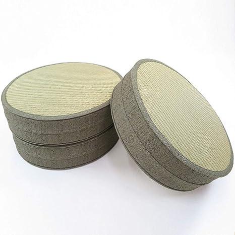 Amazon.com: Meijiale Furniture Classic - Cojín redondo para ...