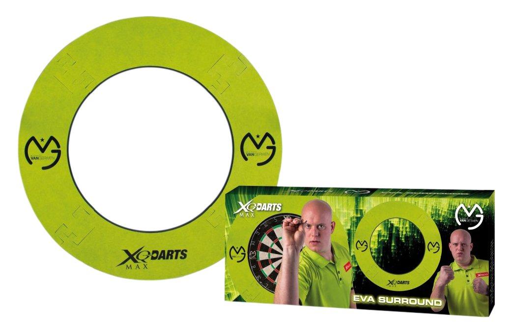 XQ Max (Adultos Michael Van Gerwen Surround, Green, 1 XQMA8|#XQ-Max QD7000310