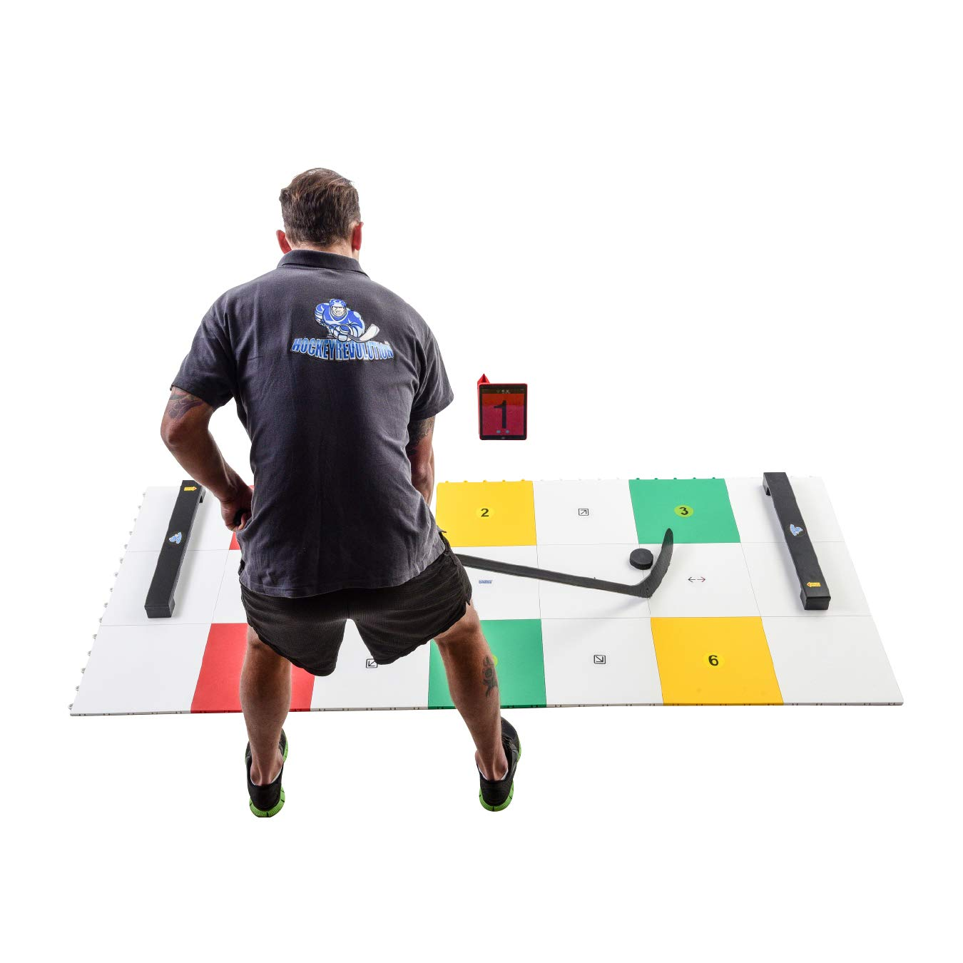 Hockey Revolution Professional Training Flooring Tile - MY PUZZLE SYSTEMS by Hockey Revolution (Image #1)