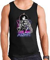 Alita Battle Angel Motorball Men's Vest