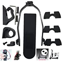 Sumeier Rubber Vibration Dampers & Rear Wheel Bracket Fender Support & Hook & Hanger Hook & Dashboard Panel Circuit Board Cover & Buckle Fastener for Xiaomi Mi Mijia M365 Electric Scooter