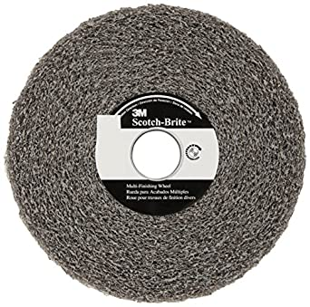 Fine Scotch Brite Tm Multi Finishing Wheel Medium Grit Pack Of 1 Gmtry Best Dining Table And Chair Ideas Images Gmtryco