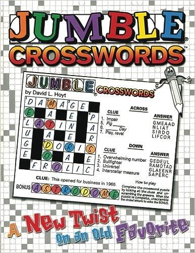do again crossword clue