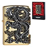 Zippo FLYING DRAGON GD South Korea Version GENUINE and ORIGINAL Packing