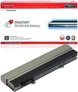 DR. BATTERY Latitude E4300 E4310 Battery Compatible with XX327 0FX8X 312-0822 451-11495 453-10039 312-0823 451-11494 CP289 FM338 FM332 G805H HW898 XX337 XX334 YP463[11.1V/4400mAhv49Wh]
