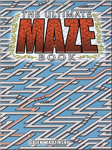 The Ultimate Maze Book (Dover Children's Activity Books)