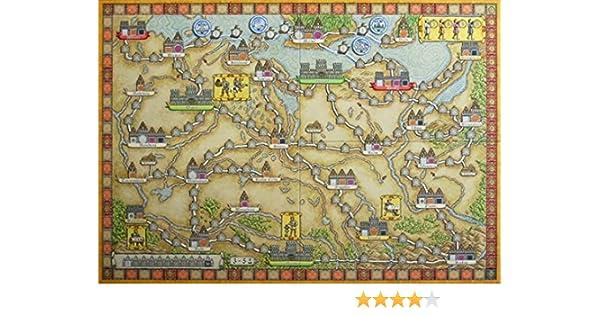 Z-Man Games Hansa Teutonica Expansión: Amazon.es: Juguetes y juegos