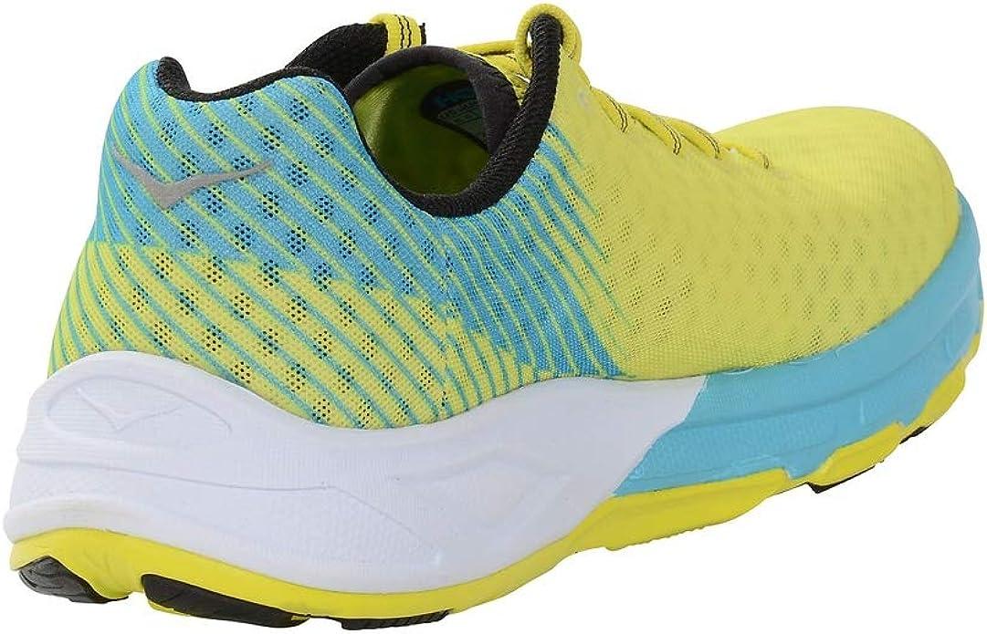 HOKA Evo Carbon Rocket - Zapatillas de running para hombre Size: 39 1/3 EU: Amazon.es: Zapatos y complementos