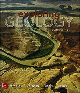Combo: Exploring Geology with Connect 1-semester Access Card