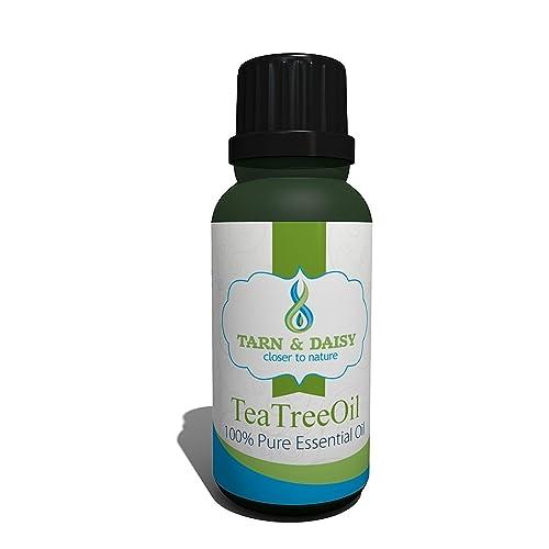Tea Tree 100% Pure Essential Oil 30ml - Healthy Natural - Antiseptic -Anti-Fungal -Anti-Inflammatory -Anti-Bacterial- Kind to Skin