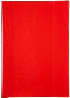 Farbe Hefthüllen DIN A4 100 Heftumschläge transparent blau