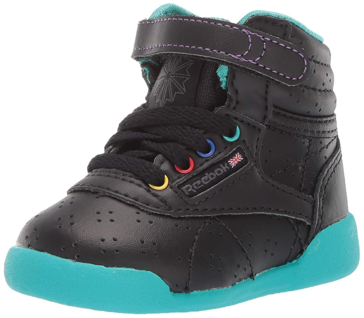 Reebok Kids' Freestyle Hi