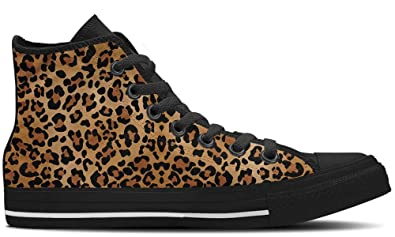 e5e5c4b7a3ff1 Amazon.com | Leopard Print Shoes - Cheetah/Jaguar Animal Print High ...