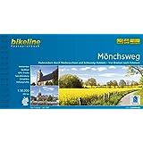 Mönchsweg: Radwandern durch Niedersachsen und Schleswig-Holstein, Von Bremen nach Fehmarn, 1:50.000, 525 km (Bikeline Radtourenbücher)