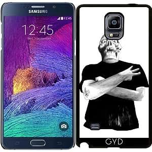 Funda para Samsung Galaxy Note 4 (N910) - Recortar Tres! by zombierust