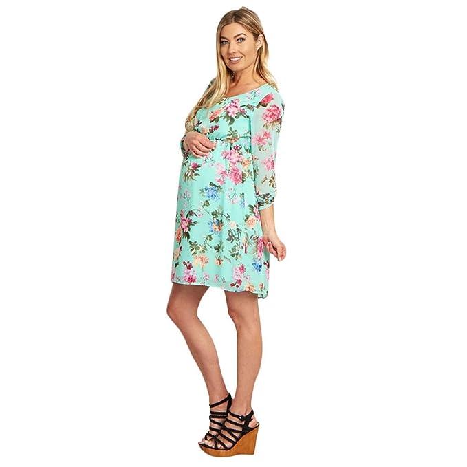 venta minorista 10a45 d69a6 DAaomi Ropa Mujer Ropa premamá Vestidos Ropa de Vestir ...
