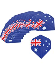 HOMYL Standard Dart Flights Professional Darts Accessories - Australia, as described