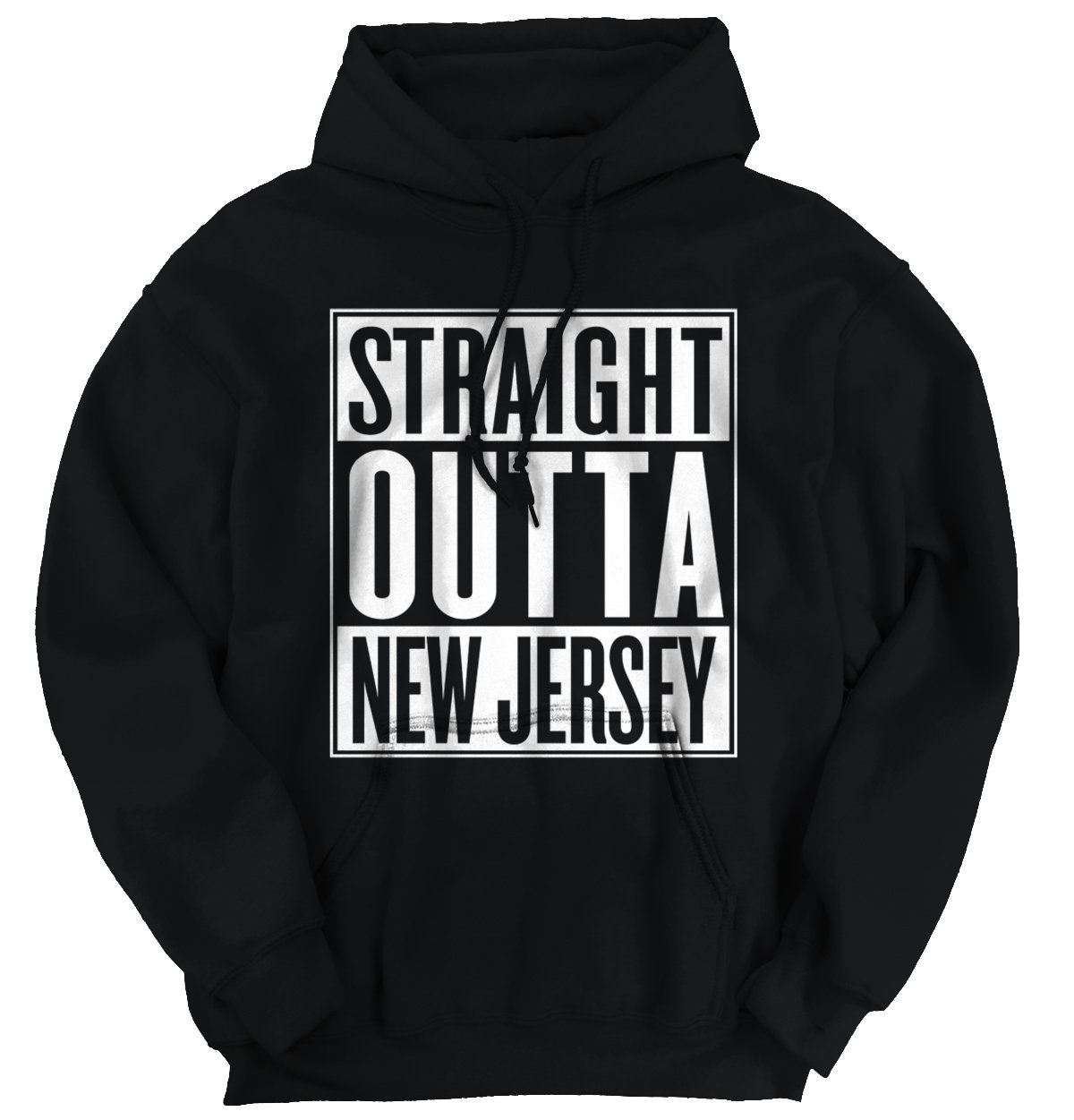 Classic Teaze Straight Outta New Jersey State Funny Movie T Shirt Gift Ideas Hoodie Sweatshirt