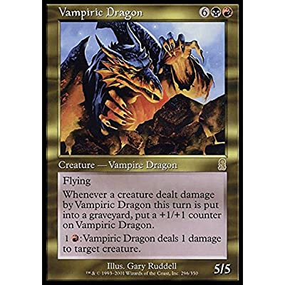 Magic: the Gathering - Vampiric Dragon - Odyssey by Magic: the Gathering