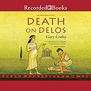 Death on Delos Audiobook