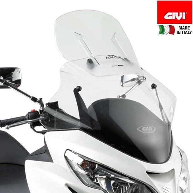 Givi Windschutzscheibe Airflow Windschutzscheibe Givi Airflow Verstellbar Burgm Auto