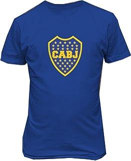 Boca Juniors Argentina T Shirt Remera Futbol Soccer
