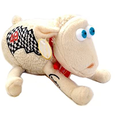 #49 Serta Sheep Plush Nascar