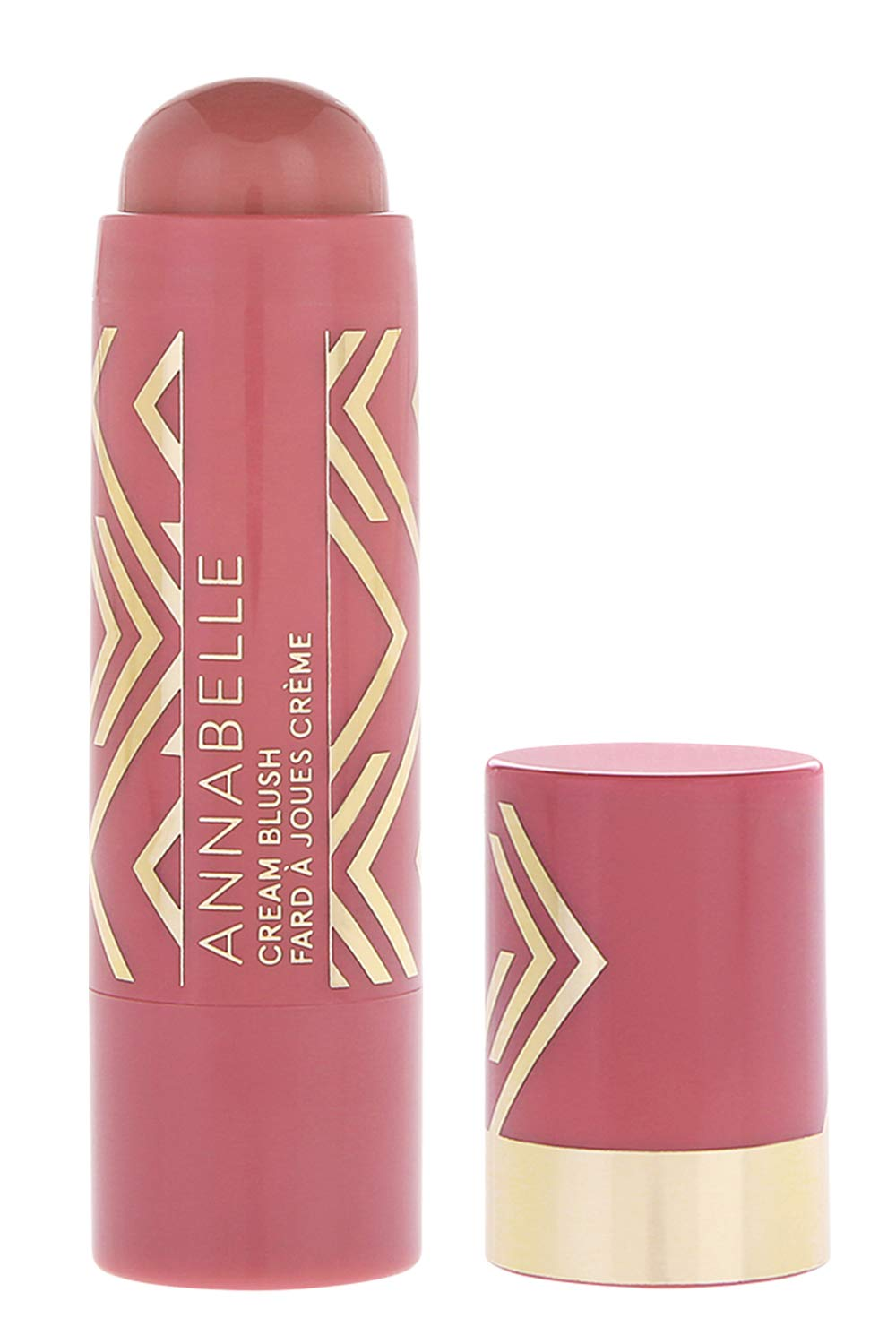 Annabelle Perfect Cream Blush, Light Berry, 6.2 g Groupe Marcelle Inc.